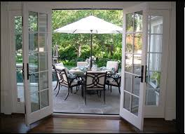 open french doors. Fine Open French Sliding Patio Doors Open Throughout