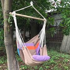 Best Hanging Rope Chair Hammock Moontree Hanging Bed Hammock Swing Bed  Hanging Rope Chair Swing