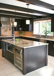 Small Kitchen With Island Kitchen Island Designs For Small Kitchens Long Narrow Kitchen