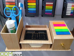 business gifts idea custom desktop organisers