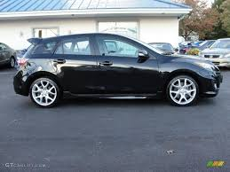 mazda 3 2010 black. black mica 2010 mazda mazda3 mazdaspeed3 sport 5 door exterior photo 39084501 3 r