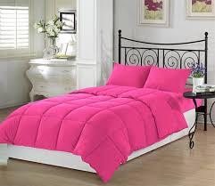 pink comforter set twin ivy union 7 piece premium dorm bedding xl 3