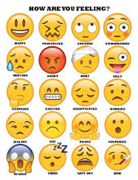 Emotions Chart For Kindergarten How Are You Feeling Chart Worksheets Teaching Resources Tpt