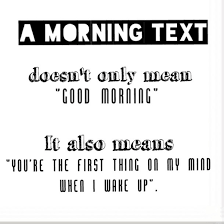 Saying Good Morning Quotes Best Of Good Morning Image 24 By Lovelyjessy On Favim