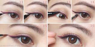 powerful women and their eyeliners by kate tokyo