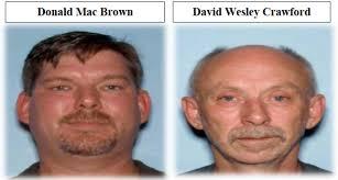 U.S. Marshals Fugitive Task Force Seeks Suspected Newton County Child  Molesters | Cartersville, GA Patch