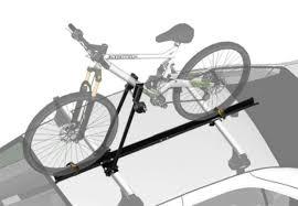 <b>Крепление</b> INTER для <b>перевозки</b> велосипеда на крыше (арт. 5500)