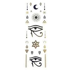 Zlatavé Tetovačky Egyptské Oko