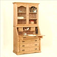 computer desk under stairs fascinating computer desk cabinet traditional secretary desk with hutch large version computer