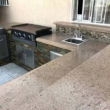 luxury concrete countertops kits or celebrate memorial day with a new outdoor kitchen complete with a