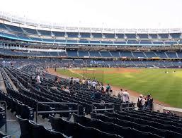 Yankee Stadium Field Level 108 Seat Views Seatgeek