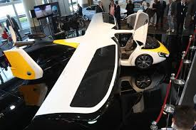 new flying car release dateFirst commercially available flying car unveiled in Monaco  but