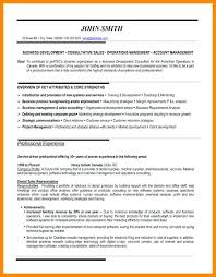 Sale Representative Resume Sample Example Resume For Sales Position