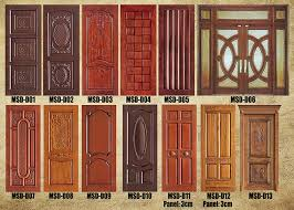 Simple Teak Wood Single Main Door Designs For Indian Homes Of Single