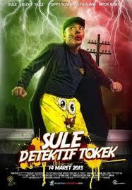 Nonton Film Sule Detektif tokek (2013)