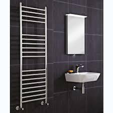 Narrow Mm Electric Bathroom Towel Rail Phoenix Athena