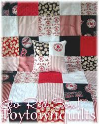 10 best images about Quilts on Pinterest | Baseball babies, Quilt ... & Red Sox Quilt Fabric | Boston Red Sox Fabric Chenille Baby Quilt Crib  Bedding | eBay Adamdwight.com