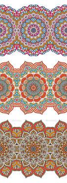 3 Seamless Patterns. Indian PatternsIslamic PatternsIslamic MotifsVintage  ...