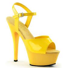 Pleaser Heels Size Chart Pleaser Womens Kiss209uv Nhpnk M