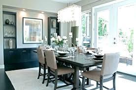dining room chandelier height from floor table lamp light alluring elegant
