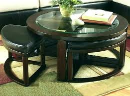 round coffee table with seats coffee table with chairs underneath round coffee table set round coffee