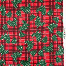 Quilting Flannel, Christmas Print Fabric, Black and Red Plaid ... & Quilting Flannel, Christmas Print Fabric, Black and Red Plaid, Green Trees  with Snow Adamdwight.com