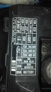1990 acura integra fuse box 1990 wiring diagrams online