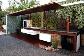 outdoor kitchen designs outdoor kitchen designs with smoker
