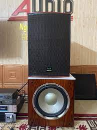 Loa Listen sound MT12 full bass 30.Hàng bãi xịn   Loa Bookshelf