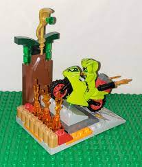 Lego Juniors Ninjago Set 10722- Snake Showdown- Kai Minifigure – The Goulds  Online