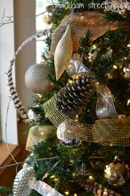 Rustic Christmas Decorations 56 Best Christmas Trees Images On Pinterest