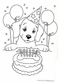 Small Picture Lisa Frank Coloring Page Dog Art Cocker Spaniel Art Pinterest