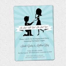 Engagement Invite Templates Stunning Engagement Party Invitations Engagement Party Invitations 6