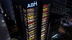 Autobahn Vending Machine Extraordinary There Is Actually A Vending Machine For Luxury Cars In Singapore