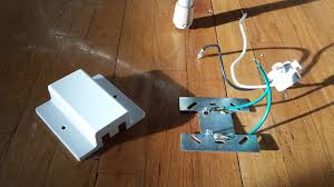 install track lighting. How To Install Track Lighting Without Junction Box B7qvh O