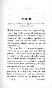 an essay on the principle of population iish an essay on the principle of population 1817