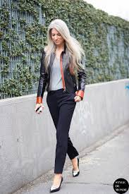 leather jackets for women street style 18