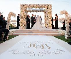 wedding ceremony ideas flower covered wedding arch inside weddings Unique Wedding Aisle Runner wedding ceremony with custom aisle runner unique wedding aisle runners