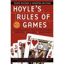 Hoyle's Rules Of Games - 3rd Edition By Albert H Morehead & Geoffrey  Mott-Smith & Philip D Morehead (Paperback) : Target