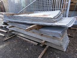 corrugated galvanised roof sheets