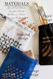 drawstring bags for organizing