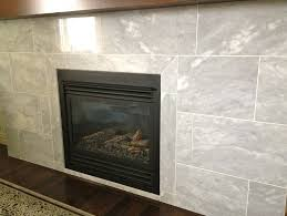 to a fireplace surround using tile or stone veneer tile over brick fireplace with refacing brick fireplace with tile