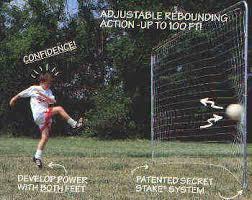 Best Backyard Soccer Goals  YouTubeSoccer Goals Backyard