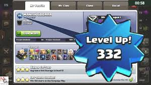 Clash Of Clans Level Up Chart Clash Of Clans How To Level Up Fast How To Get Level 300