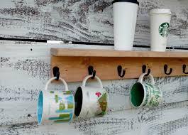 30 best diy coffee mug holder ideas