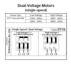 12 leads terminal wiring guide for dual voltage delta connected ac induction motor. 3 Phase Motor Wiring Diagram Low Voltage