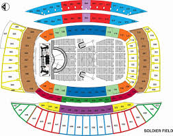 One Direction Chicago Seating Chart 75 Described Bts Chicago Speak Yourself Seating Chart