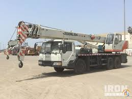 Sold 2013 Zoomlion Qy16h431 Hydraulic Truck Crane Crane For