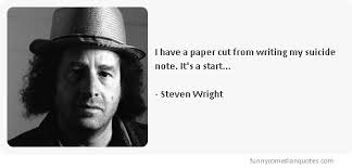 Steven Wright Quotes Gorgeous 48 Steven Wright Quotes 48 QuotePrism