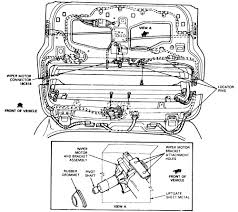 solved 2003 ford explorer rear wiper motor how to replace fixya rear wiper motor assembly and related components